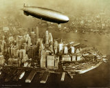 The Hindenburg Airship  1936