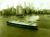 Manhattan New York  1949