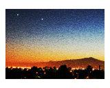 Planetary Night California