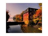 The Kingston Mill on Lake Carnegie
