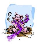 Priscilla Pig