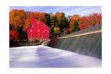 Historic Red Mill  Clinton  New Jersey