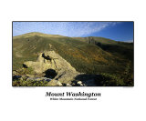 The Eastern Slopes of Mount Washington Located in the White Mountains of New Hampshire