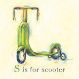 S is for Scooter