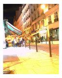 Stumbling Drunk near the Marche St Germain
