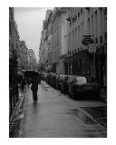 Paris  Rue Jacob in the Rain