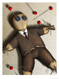 Businessman Voodoo Doll