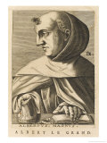 Albertus Magnus German Scholar Bishop of Ratisbon