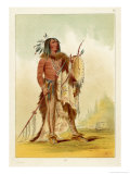 Wun-Nes-Tou Medicine-Man of the Blackfeet People