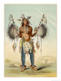 Medicine Man of the Mandan People