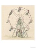 People on the Ferris Wheel