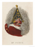 Portrait of Mr Punch