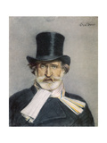 Giuseppe Verdi Italian Composer