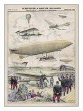 Various Aircraft 1912