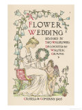 Flower Wedding Described by Two Wallflowers Title Page