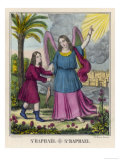 The Archangel Raphael Advises Tobias to Catch a Fish