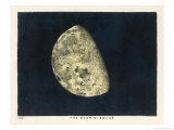 The Moon Gibbous  in a Decreasing State
