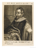 Balthasar Moretus Flemish Printer