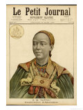 Empress Taitou Empress of Ethiopia Wife of Menelik II