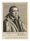 Cornelis Muys or Musius Dutch Theologian