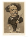 Alexandre Dumas Fils French Writer
