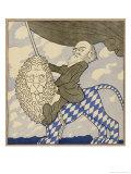Kurt Eisner I  Eisner Rides the Lion Triumphantly Having Organized the Munich Revolution