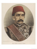 Abdul Hamid II  Ottoman Sultan