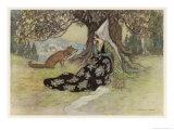 The Serpent  Grannonia and the Fox