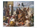 Fifth Crusade: The Crusaders Under Baudouin Take Constantinople