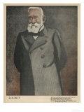 Emile-Francois Loubet French Statesman President 1899-1906