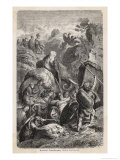 Second Punic War: Hannibal Crosses the Alps with His Elephants