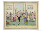 Inconveniences in Quadrille Dancing