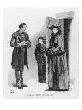 Case of Identity Holmes Receives a Visit from Mary Sutherland