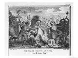 Crassus Member of Triumvirate with Caesar and Pompeius Wages War Against Parthians
