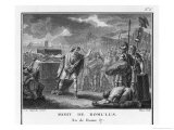 The Death of Romulus