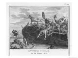 The Gauls Defeat the Romans on the River Allia