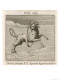 Zodiaque Giclée par Gaius Julius Hyginus