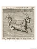 Zodiaque Giclée premium par Gaius Julius Hyginus