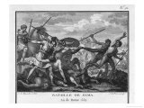 Second Punic War Scipio Africanus Defeats Hannibal at Zama in North Africa