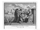 Julius Caesar is Offered the Crown by Marcus Antonius