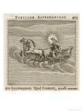 Sun in Chariot  1681