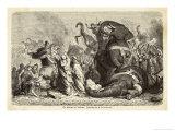 Pyrrhus King of Epirus Invading Italy Defeats the Romans at Asculum