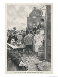 Slaves Auctioned on the Quayside New York