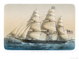 "The American Clipper Ship ""Challenge"" of New York"