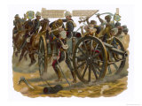 SgtPatrick Mullane Rescues a Gun-Carriage Driver at the Battle of Maiwand