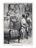 20 000 Leagues Under the Sea: Captain Nemo Explains the Instruments in His Room