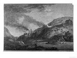 Ironworks at Coalbrookdale Shropshire