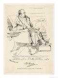 Isaac Disraeli Scholar Father of Benjamin Disraeli