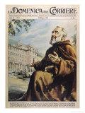 """Francesco Forgione Name in Religion Pio de Pietrelcina Known as """"Padre Pio"""" Capucin Friar"""
