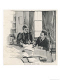 Sidney and Beatrice Webb Economists and Social Theorists Working Together